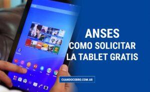 tablet gratis anses formulario
