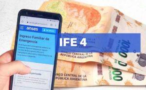 ife 4 quien cobra